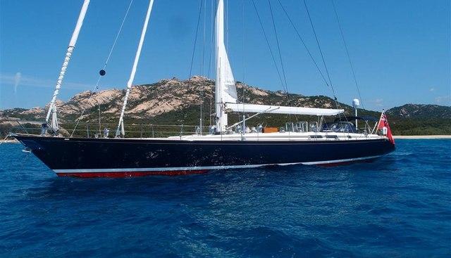 Metolius Charter Yacht - 2