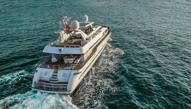 Meridiana Charter Yacht - 2