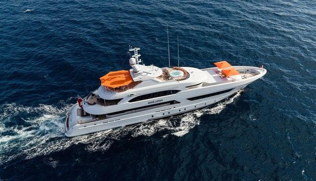 Artisa Charter Yacht