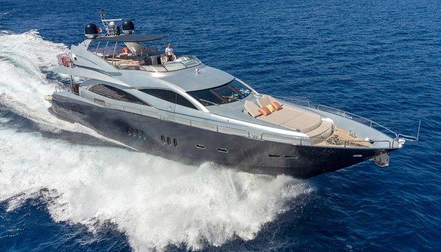 Georgina Charter Yacht
