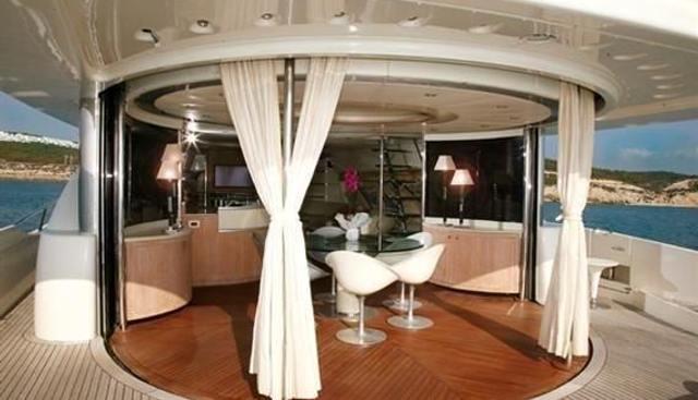 Ganesh A Charter Yacht - 4