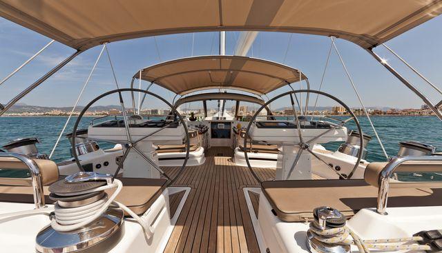 Tilly Mint Charter Yacht - 6