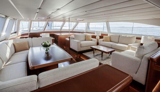 Selena Charter Yacht - 4