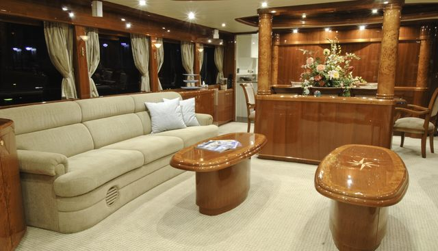 Southern Belle Charter Yacht - 5