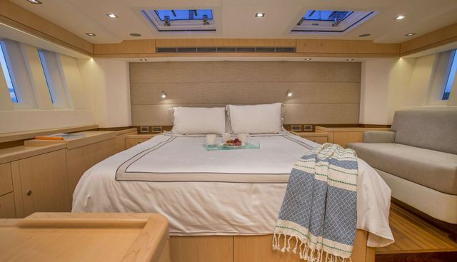 Graycious Charter Yacht - 6