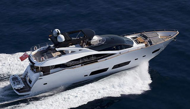 Alligator Charter Yacht