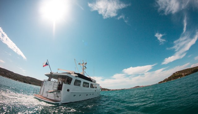 Eva Charter Yacht - 2