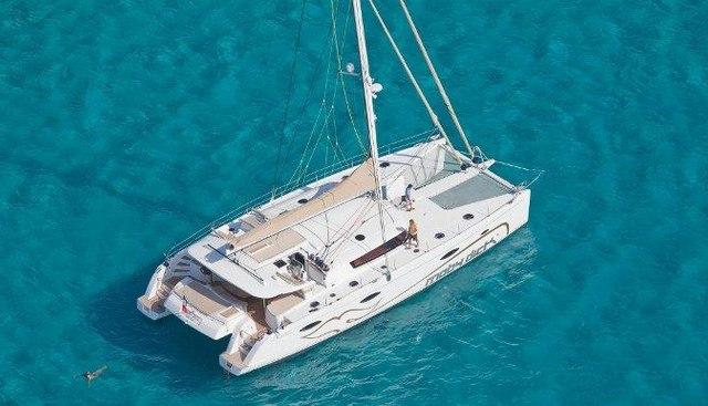 World's End Charter Yacht