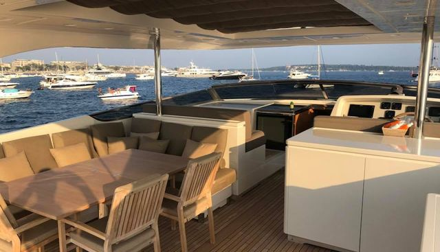 Faster Charter Yacht - 4