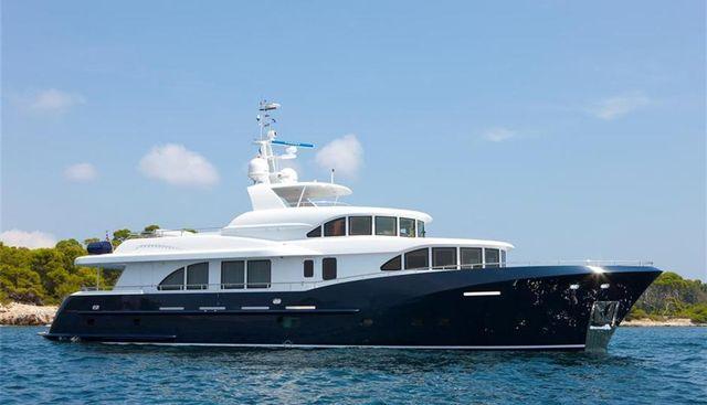 Belle Isle Charter Yacht - 8