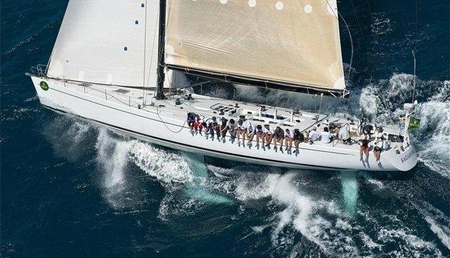 Sagamore Charter Yacht