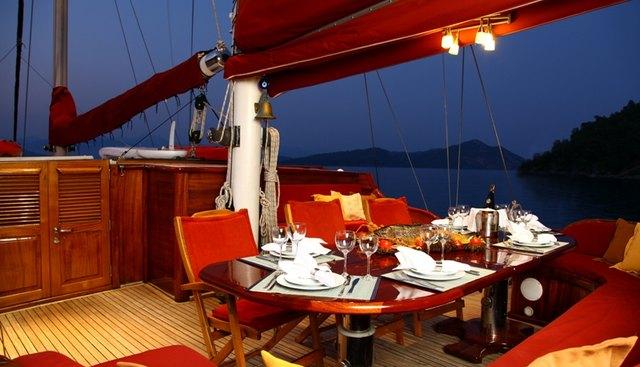 Kirke Charter Yacht - 6