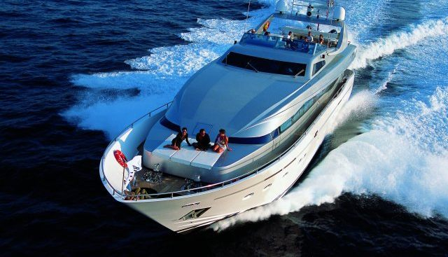 Technema 105 Charter Yacht - 2