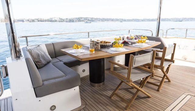 Kudos Charter Yacht - 4