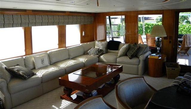 Taima Charter Yacht - 5