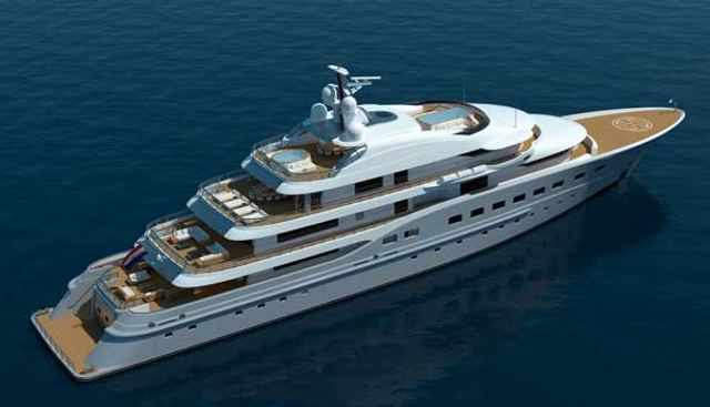 Amels 272 Charter Yacht