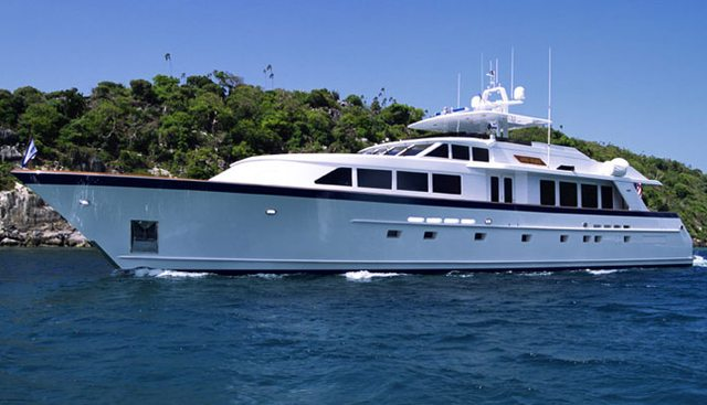 Anne Marie Charter Yacht