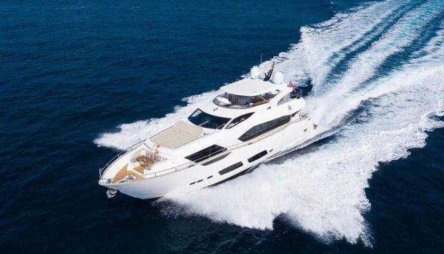Simply Splendid Charter Yacht