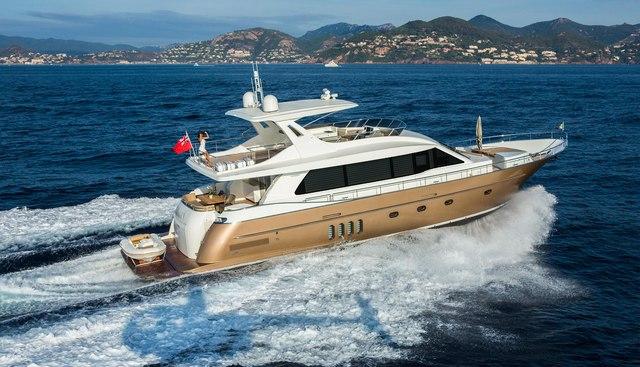 Versailles Charter Yacht