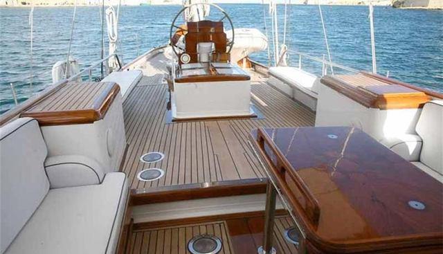 Blue Leopard Charter Yacht - 2