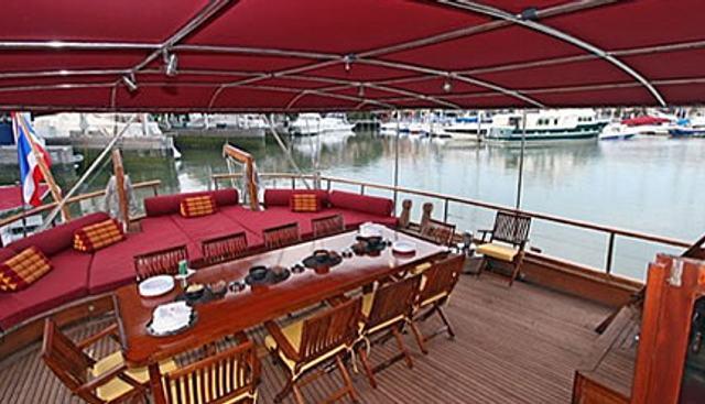 Lady Anita Charter Yacht - 4