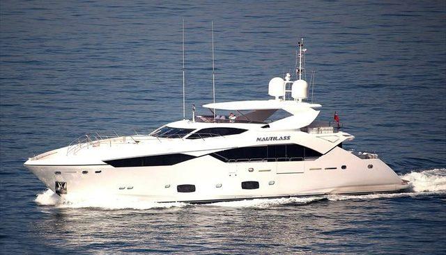 Nautilass Charter Yacht