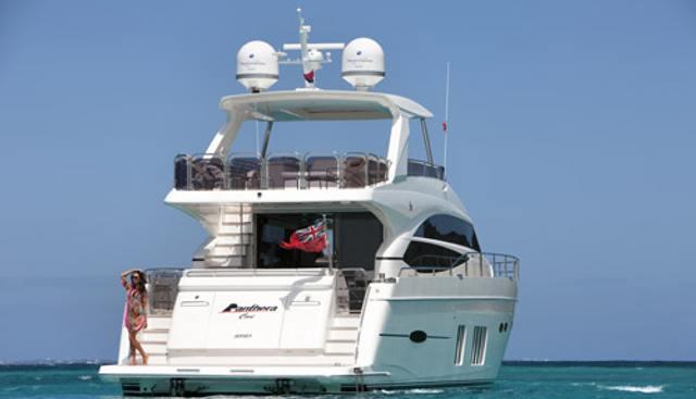 Panthera Cove Charter Yacht - 6