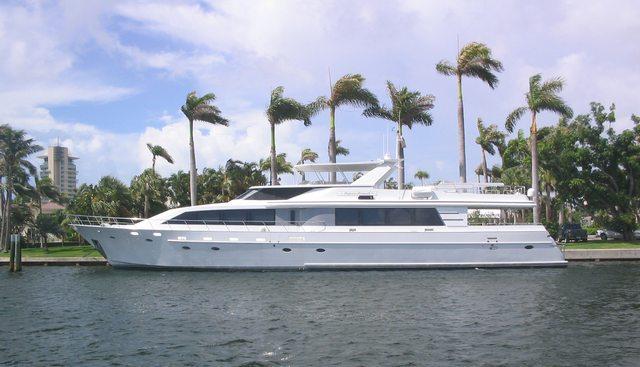 Princess Hannah Charter Yacht