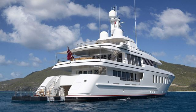 Megan Charter Yacht - 5