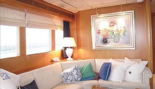 Belle de Jour Charter Yacht - 3