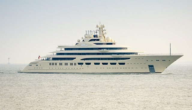 Dilbar Charter Yacht - 3