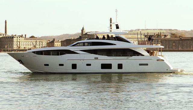 Princess Three Charter Yacht