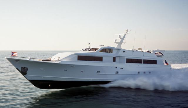Thunderball Charter Yacht - 2