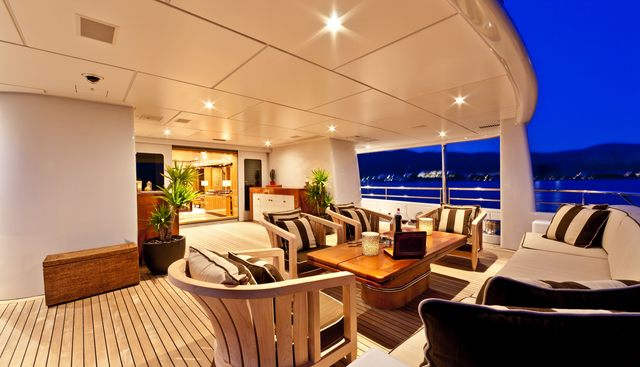 Were Dreams Charter Yacht - 4
