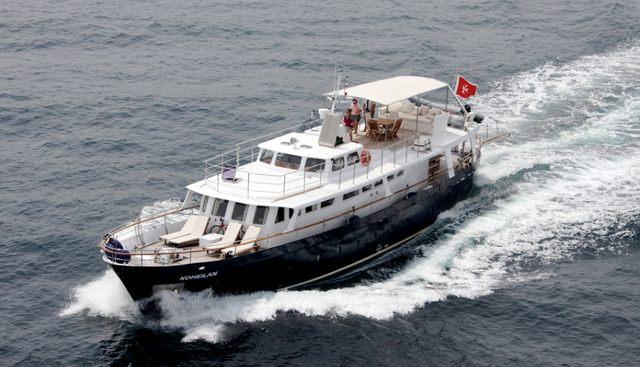Black Pepper Charter Yacht