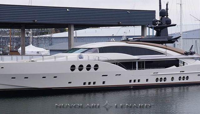 Lady M Charter Yacht - 2