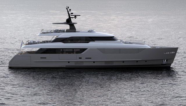 Penta Charter Yacht