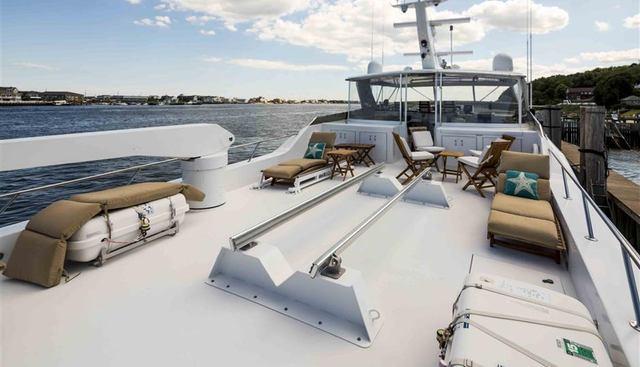 Tie Breaker Charter Yacht - 6