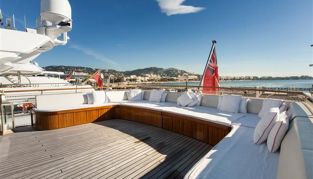 Antares of Britain Charter Yacht - 3