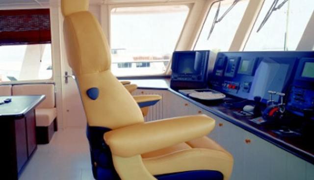 M4 Charter Yacht - 4