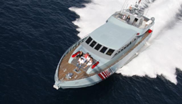 Chato Charter Yacht - 3