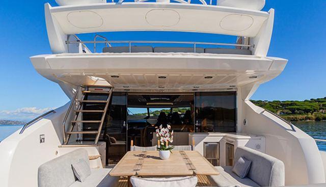 Basad Charter Yacht - 4