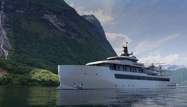 Island Escape Charter Yacht