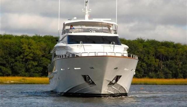 Queen Nilsa Doraliz Charter Yacht - 2