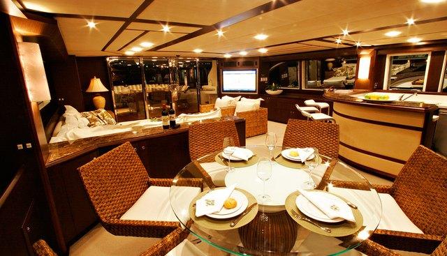 Tenggiritoo Charter Yacht - 7