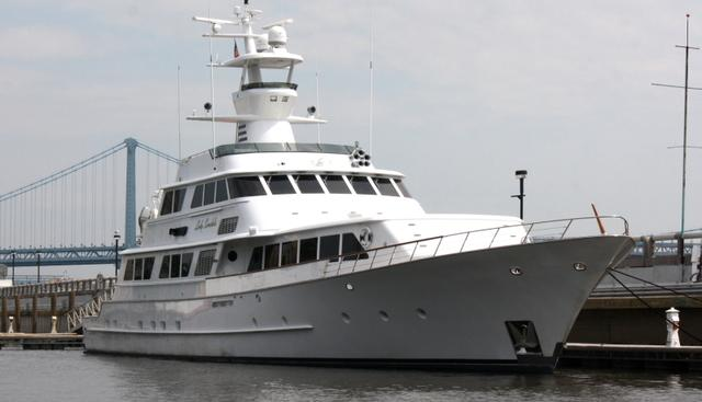 Lady Sandals Charter Yacht - 2