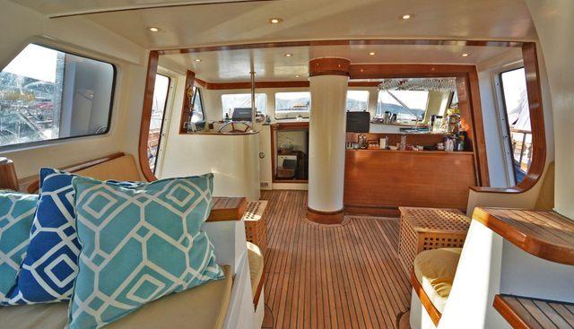 Eloa Charter Yacht - 6