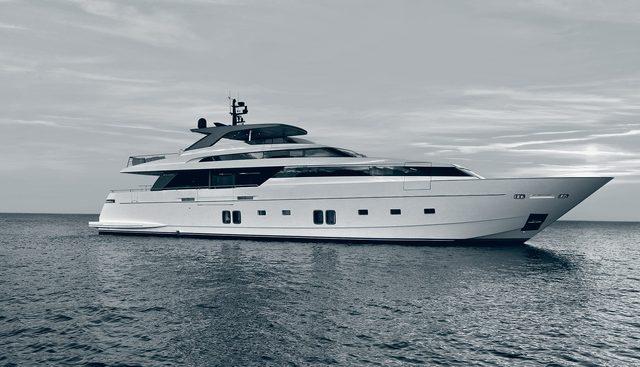 Santa Sofia Charter Yacht