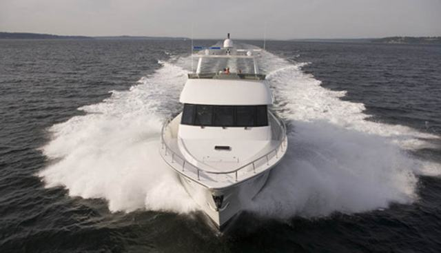 Northcoast 87 MY Charter Yacht - 2