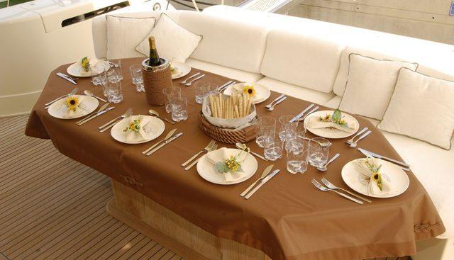 Celine Charter Yacht - 7